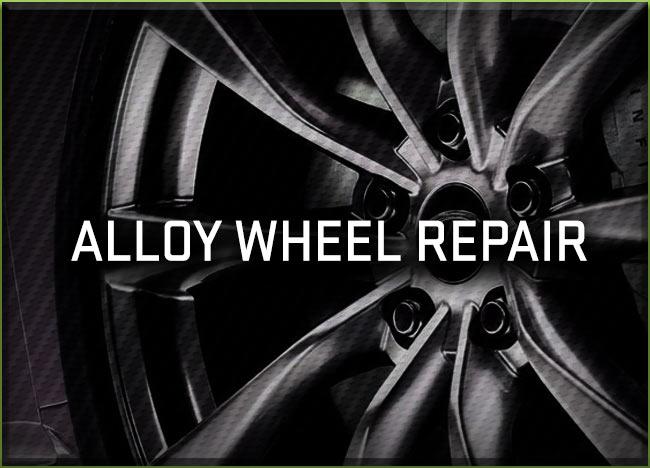 Alloy Wheel Repair in Andover, MA