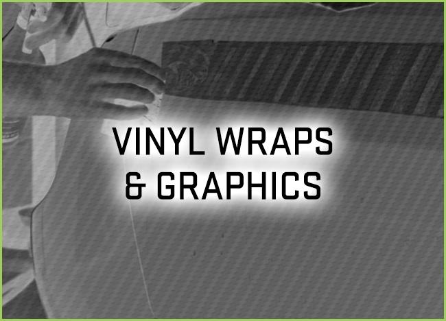 Vinyl Wraps & Graphics