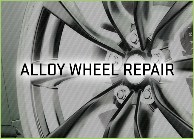 Alloy Wheel Repair Photos