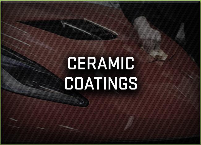 Ceramic Auto Paint Coatings in Boston, MA