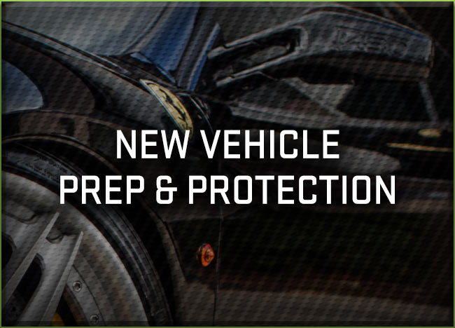 New Vehicle Prep & Protection in Boston, MA