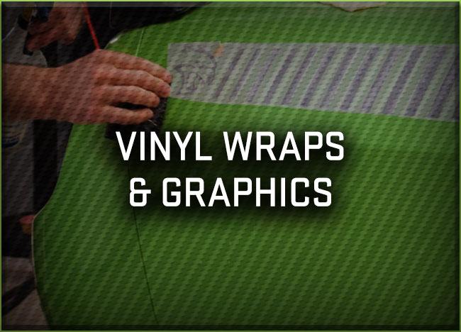 Vinyl Car Wraps in Boston, MA