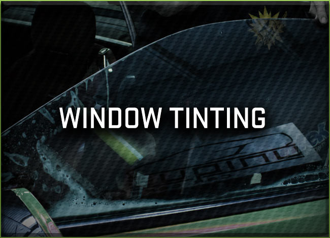 Car Window Tinting in Andover, MA