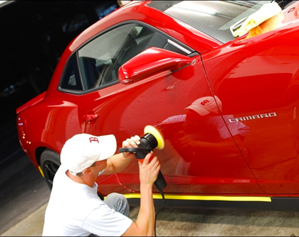 Paint correction Boston