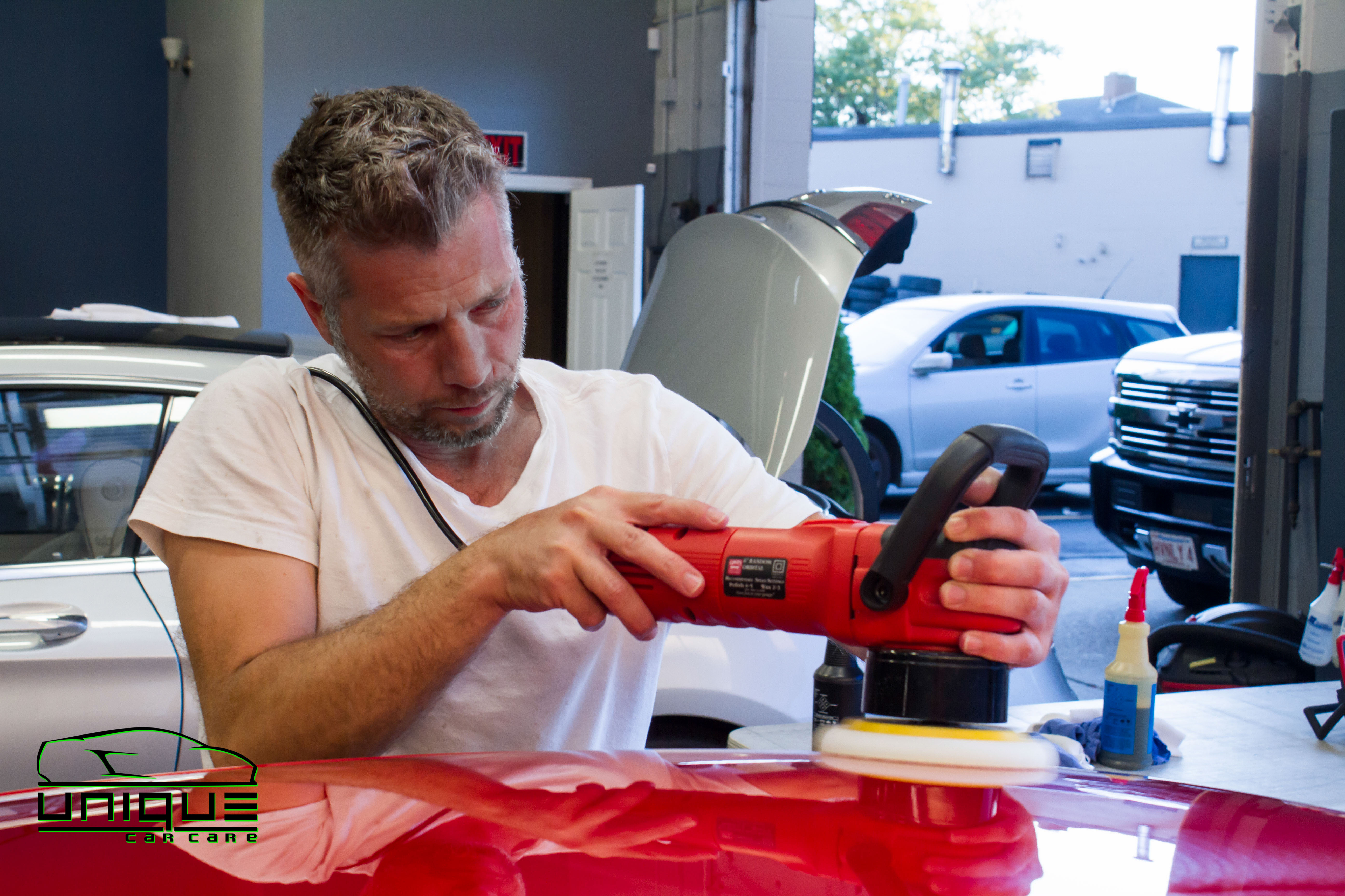 auto detailing and paint protection in Andover, MA