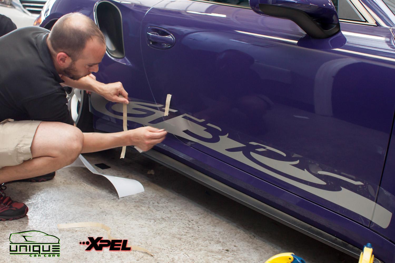 vinyl car wrap Boston