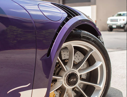 Alloy Wheel Repair in Andover, MA